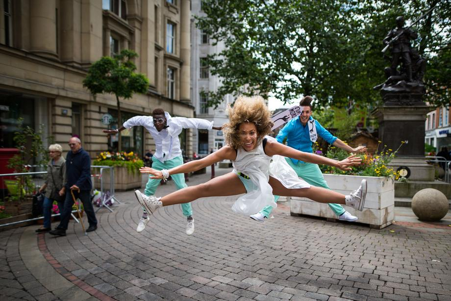 Club Mob - Dance Act  - London - Greater London photo