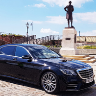 Guide Star Chauffeurs Luxury Car
