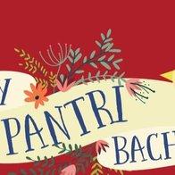 Y Pantri Bach Ice Cream Cart