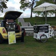 Casa Di Gelato Ice Cream Cart