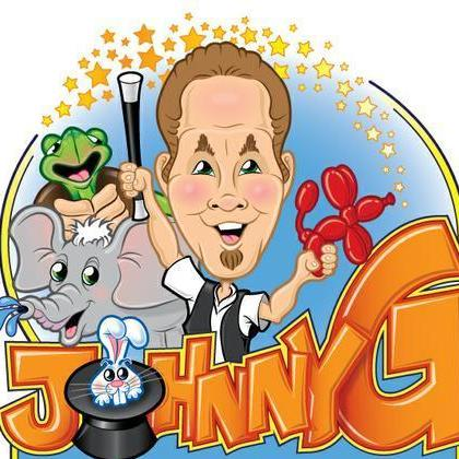 Johnny G - Children Entertainment , Bristol, Magician , Bristol, Circus Entertainment , Bristol,  Wedding Magician, Bristol Balloon Twister, Bristol Bouncy Castle, Bristol Children's Magician, Bristol Children's Music, Bristol Clown, Bristol Circus Entertainer, Bristol