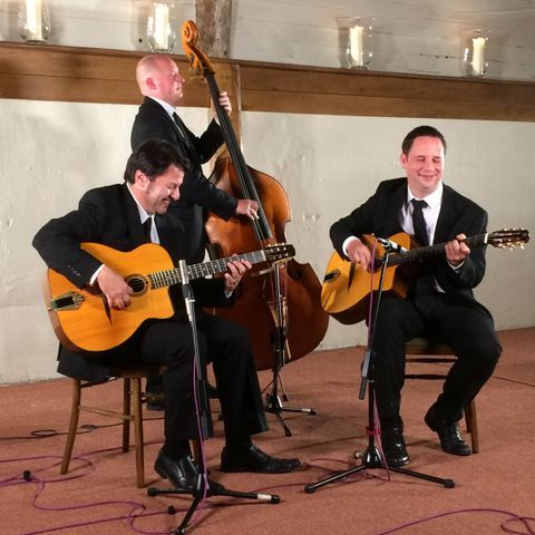 Jonny Hepbir Gypsy Jazz Band Function & Wedding Music Band