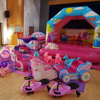Launceston Bouncy Castle & Soft Play Hire Games and Activities