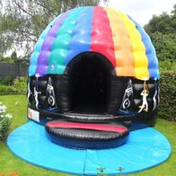 First Class Leisure Bouncy Castle
