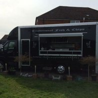 The Lincolnshire Fryer Fish and Chip Van
