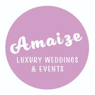 Amaize Luxury Weddings & Events Popcorn Cart