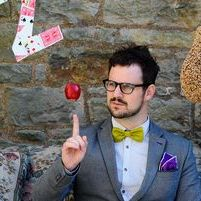 Kevin Quantum - Magician , Edinburgh,  Close Up Magician, Edinburgh Wedding Magician, Edinburgh Table Magician, Edinburgh Illusionist, Edinburgh Corporate Magician, Edinburgh