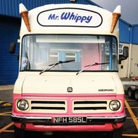Mr Whippy Soft Ice Cream Ltd Ice Cream Cart