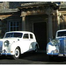 Lothian Classic Wedding Cars - Transport , Edinburgh,  Vintage Wedding Car, Edinburgh