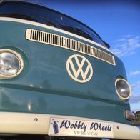 Wobbly Wheels VW Bar Mobile Bar