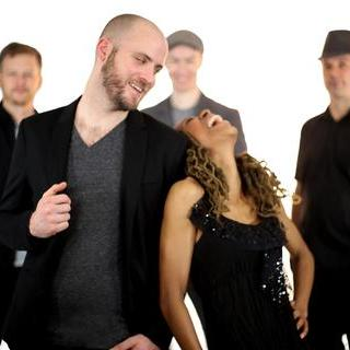 The London Groove Unit Funk band