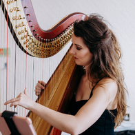 Stephanie Harpist Solo Musician