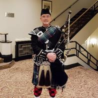 Northampton Piper Solo Musician