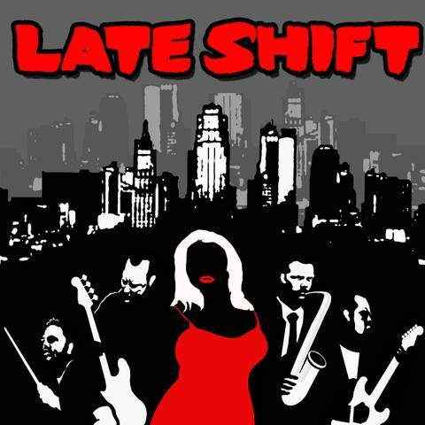 THE LATESHIFT Saxophonist