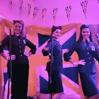 The Lollipops 1920s, 30s, 40s tribute band