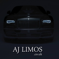 AJ Limos Wedding car