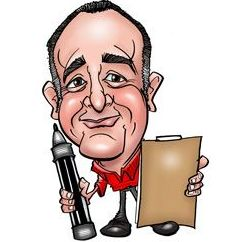 Inkwell cartoon & caricature - Caricaturist , Armagh,