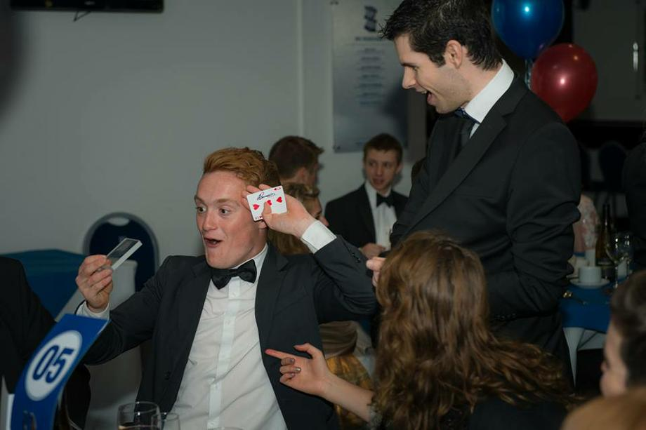 Ed Sumner Magic - Magician  - Birmingham - West Midlands photo