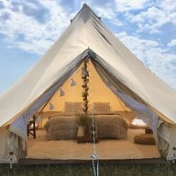 Brighton Bell Tents Marquee & Tent