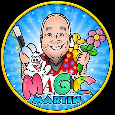 Martin the Magician - Children Entertainment , Newcastle Upon Tyne,  Balloon Twister, Newcastle Upon Tyne Children's Magician, Newcastle Upon Tyne