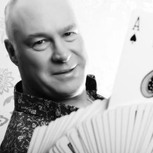 Top Wedding and Party Magician Martin Duffy Wedding Magician