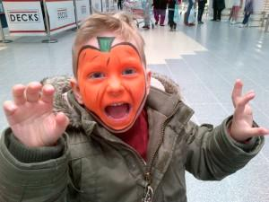Midlands Face Painting (a service provided by Purple Bee Creative) - Children Entertainment  - Coventry - West Midlands photo