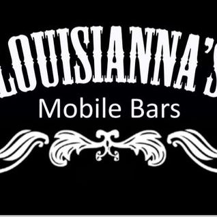 Louisianna Mobile Bars Cocktail Bar
