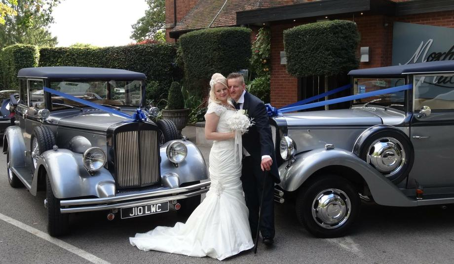 Love Wedding Cars - Vintage & Classic Wedding Car Sutton Coldfield ...
