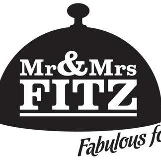Mr&Mrs Fitz Fabulous Food! Dinner Party Catering