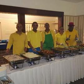 Events Team UK BBQ Catering
