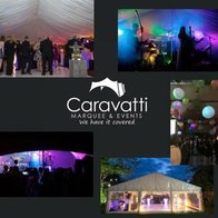 Caravatti Events Stretch Marquee