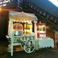 Sweet-a-Fayre Ice Cream Cart