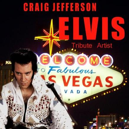 Craig Jefferson Elvis Tribute Artist undefined