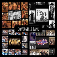 - Covergirlz Band - 1920s, 30s, 40s tribute band