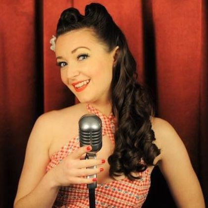 Miss Nicola Anne Rat Pack & Swing Singer