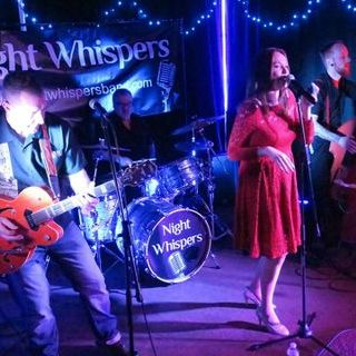 Night Whispers - Live music band , Merseyside,  Function & Wedding Band, Merseyside Vintage Band, Merseyside Pop Party Band, Merseyside