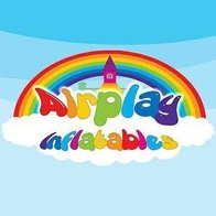 Airplay Inflatables Children Entertainment