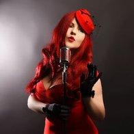 Miss Ivy La Rouge Jazz Singer