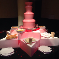 Berkshire Chocolate Fountains Candy Floss Machine