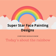 Super Star Design Face Painter