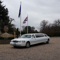 Hklimos Wedding car