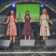 Lah Di Dah Vintage Vocals 1920s, 30s, 40s tribute band
