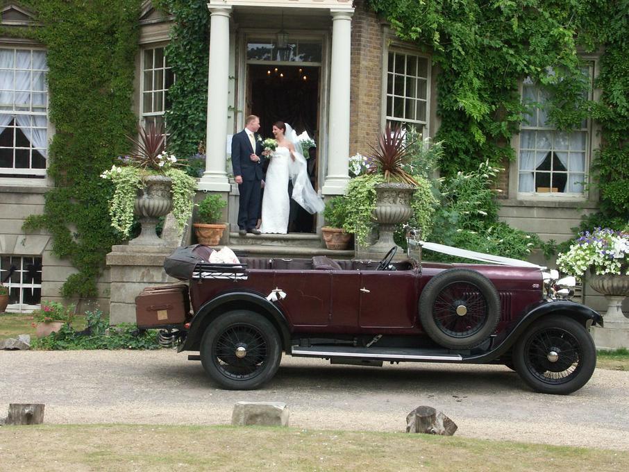 Vintage Sports Car Hire - Vintage & Classic Wedding Car Leatherhead ...