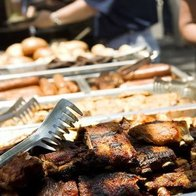 Belle Event Catering BBQ Catering