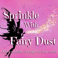 Sprinkle With Fairy Dust Popcorn Cart