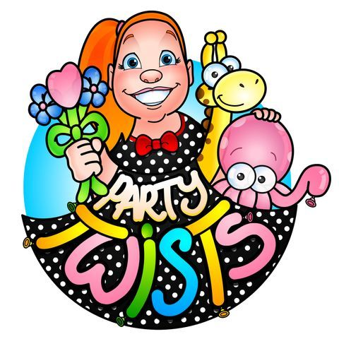 Party Twists - Children Entertainment , Borehamwood,  Balloon Twister, Borehamwood