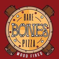 Bare Bones Pizza Pizza Van