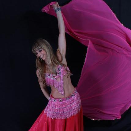 Andrea - Belly Dancer Dance Instructor