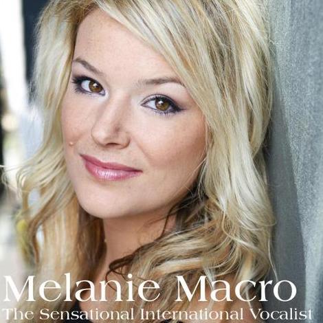 Melanie Macro Jazz Singer