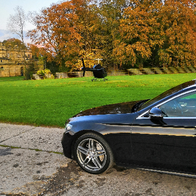 Yorkshire Executive Hire Chauffeur Driven Car